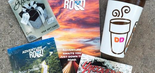Adventure Road Giveaway