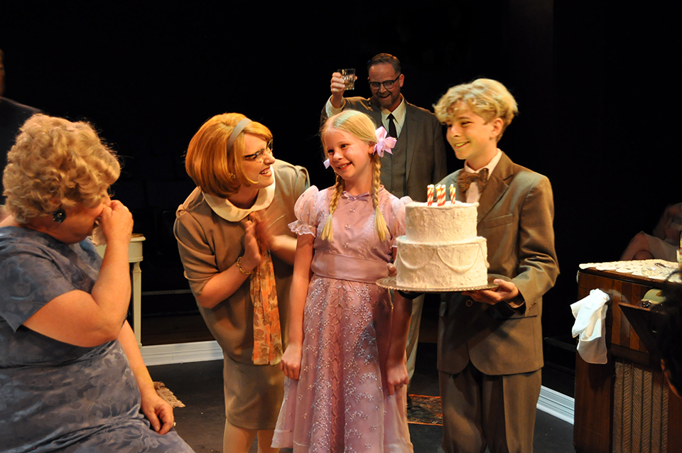 Cat On A Hot Tin Roof at Reduxtion Theatre