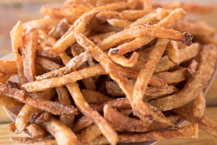 Fries from MOB Grill