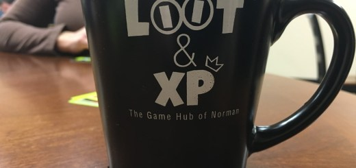 A drink from Loot and XP - photo by Dennis Spielman