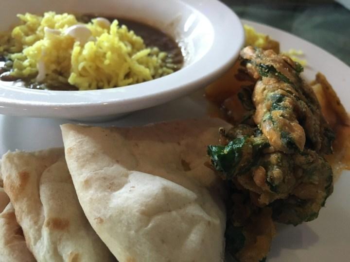 Food at Misal Indian Bistro