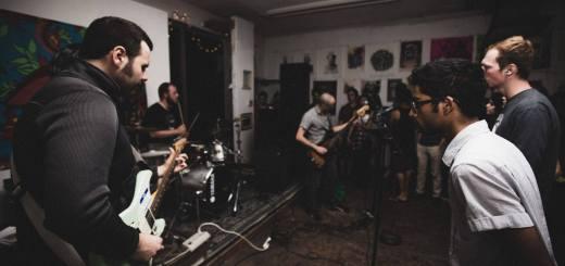 Speak Memory band Photo taken by Mark Elliott