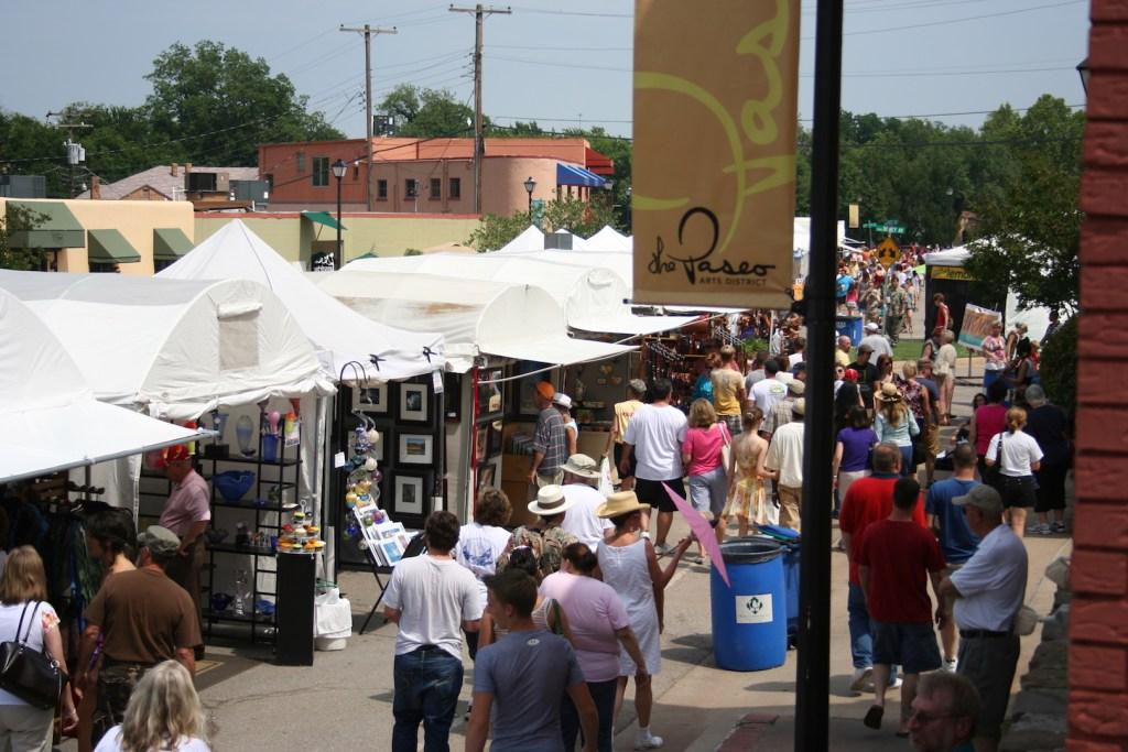 Paseo Arts Festival