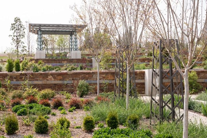 Tulsa Botanic Garden - photo by Dennis Spielman