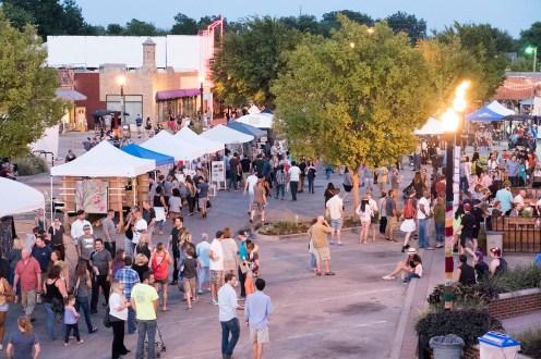 Plaza Festival 2015 - photo by Dennis Spielman