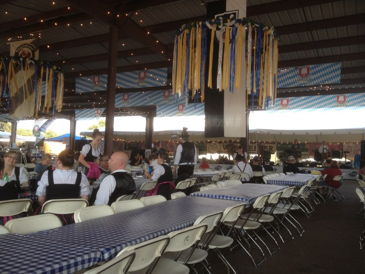 Choctaw Oktoberfest in 2013