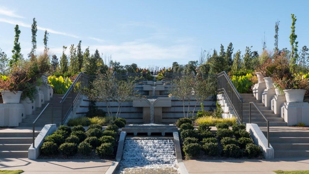 Tulsa Botanical Garden - photo by Dennis Spielman