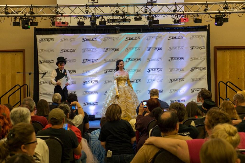 SoonerCon Costume Contest - photo by Dennis Spielman