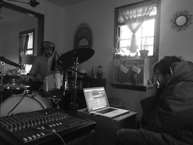 Behind the Scenes of Power Pyrmid Recording - Provided Photo