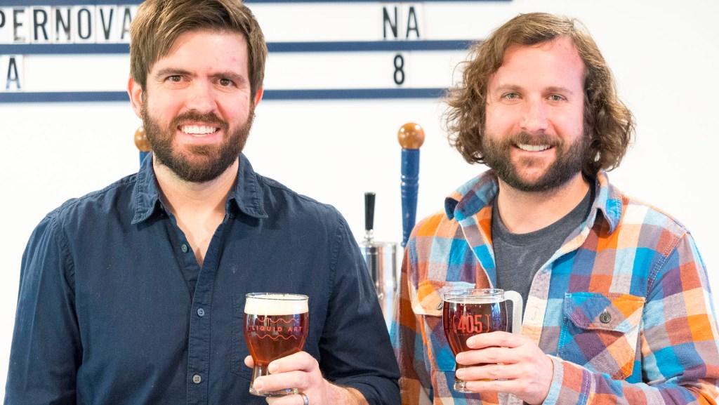 Trae Carson and Jonathan Stapleton - photo by Dennis Spielman