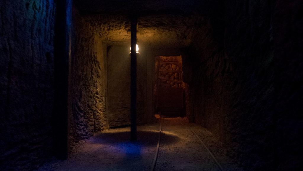 The Lost Dutchman's Mine - photo by Dennis Spielman