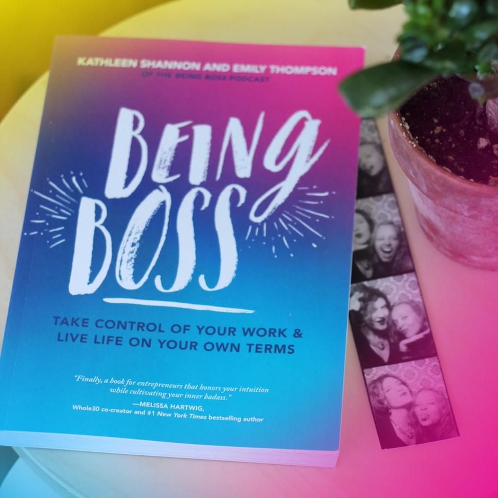 Being Boss Book