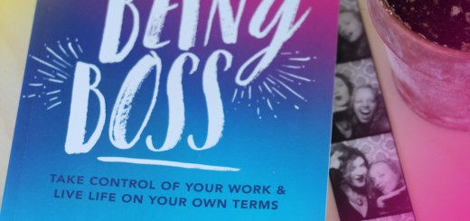 Being Boss Book