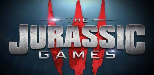 The Jurassic Games logo