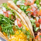 Tacos from Taco Nation OKC - photo by Dennis Spielman