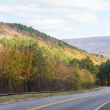 Talimena National Scenic Byway - photo by Dennis Spielman