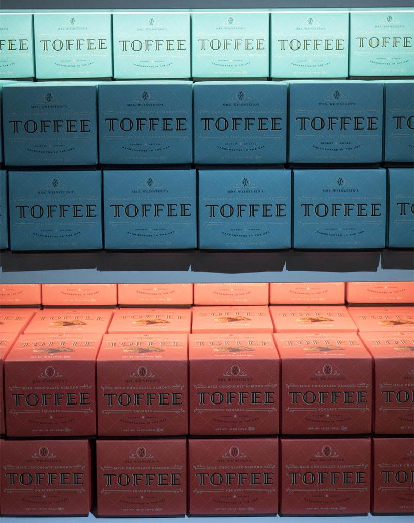 Toffee at Urbane Home & Lifestyle - photo by Dennis Spielman