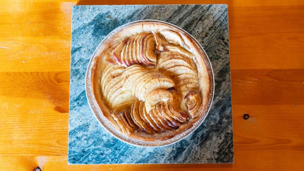 Pie from Saint Amon Baking Co. - photo by Dennis Spielman