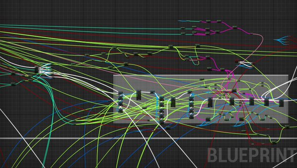 The flying spaghetti code monster the undead dev let me start out by saying i love blueprints in unreal ive dabbled in multiple styles of visual scripting languages in the pastplaymaker kismet malvernweather Image collections