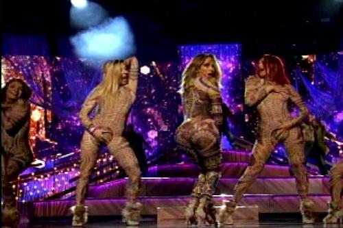 Jennifer Lopz - Look at her butt - Americian Music Awards