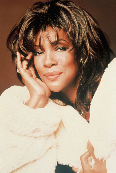Mary Wilson formely of The Supremes