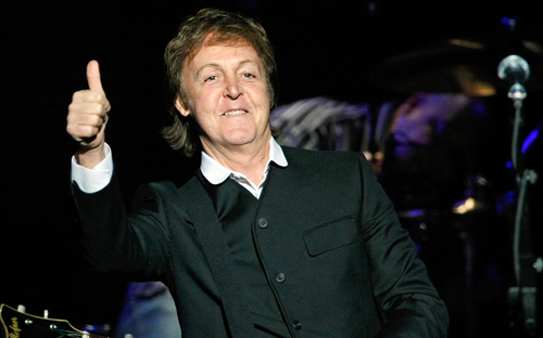 Happy Birthday Sir Paul McCartney