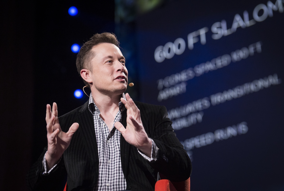 Elon Musk Vowed to Get Rid Of All His Possessions.