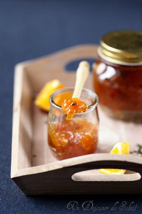 Marmelade oranges ameres confiture marmellata recette