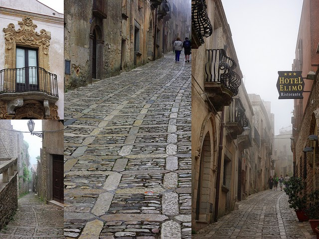 Erice Sicile images