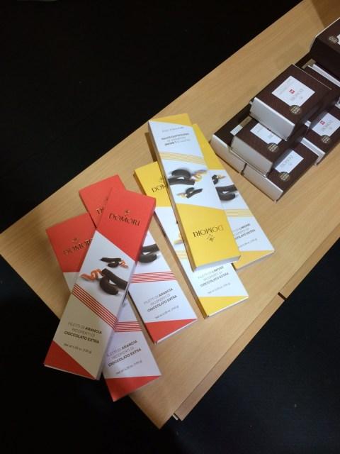 Chocolats Domori - Salon du Chocolat