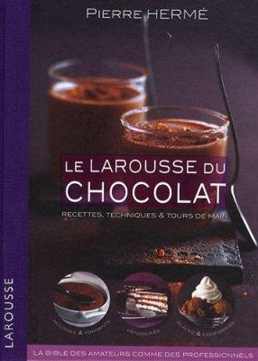 Le Larousse du Chocolat : avis
