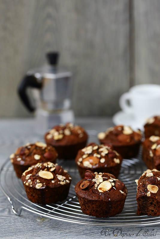 Gâteaux aux dattes et au café