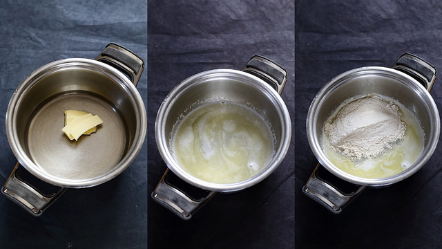 Préparation pâte à choux pas à pas, recette et conseils