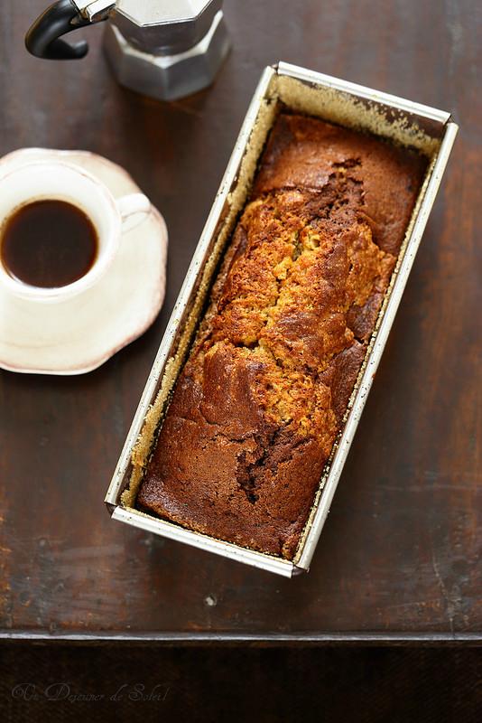 Cake marbré à la ricotta (recette)