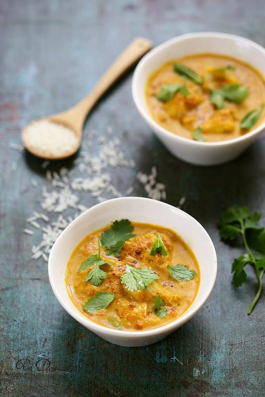 Curry de poisson à l'indienne (Kerala)