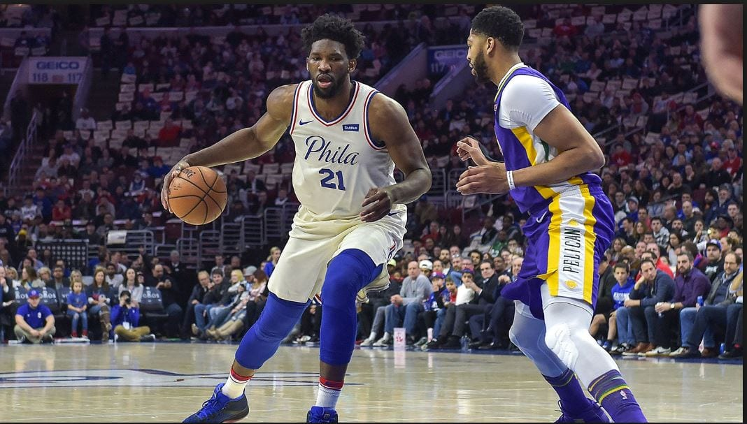 Joel Embiid signe un accord de partenariat avec Under Armour