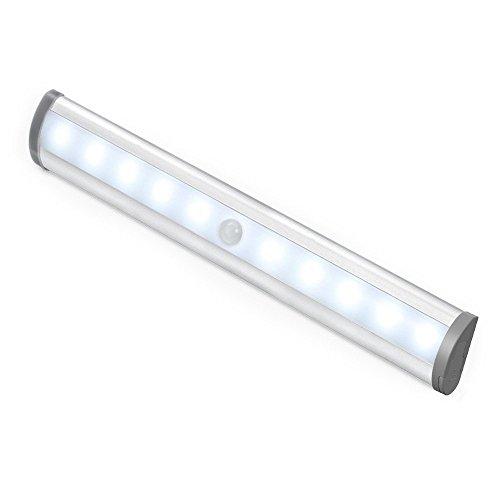 LE LED Closet Light, 10-led Motion Sensing Under Cabinet Lighting ...
