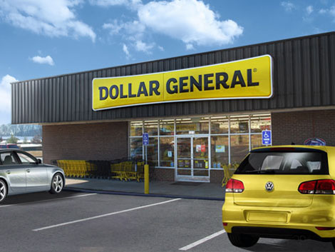 Dollar General, New Store