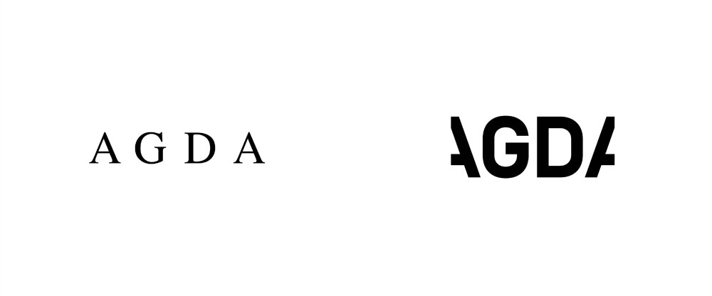 New Logo and Identity for AGDA by Interbrand