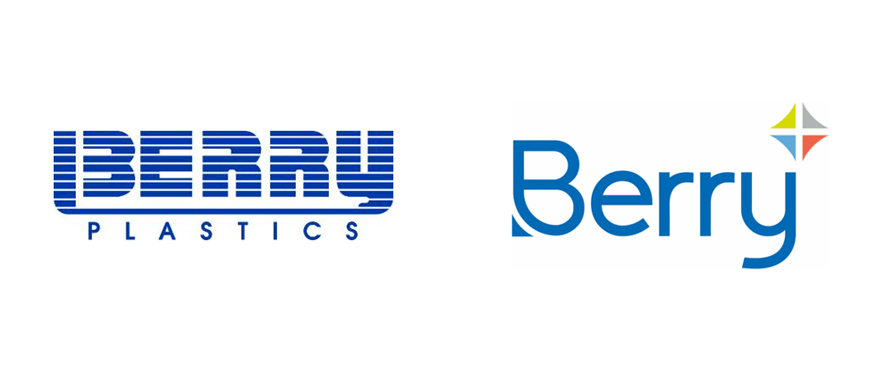 New Logo for Berry Plastics