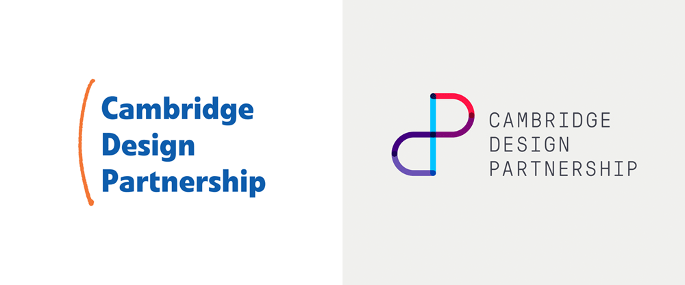 New Logo and Identity for Cambridge Design Partnership by Moving Brands