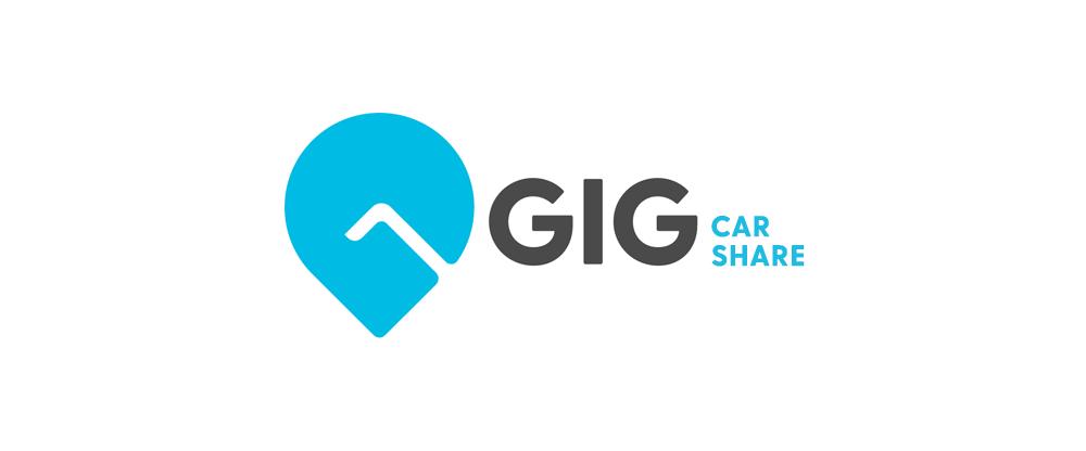 New Logo for Gig Car Share