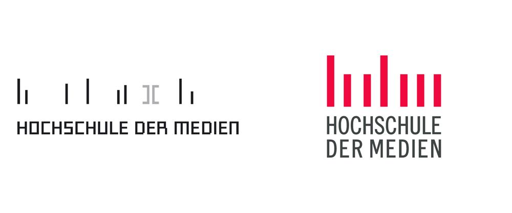 New Logo for Hochschule der Medien