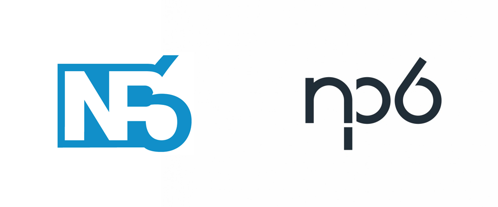 New Logo and Identity for NP6 by Brand Brothers
