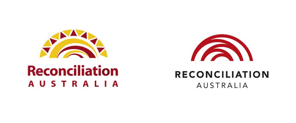 New Logo for Reconciliation Australia