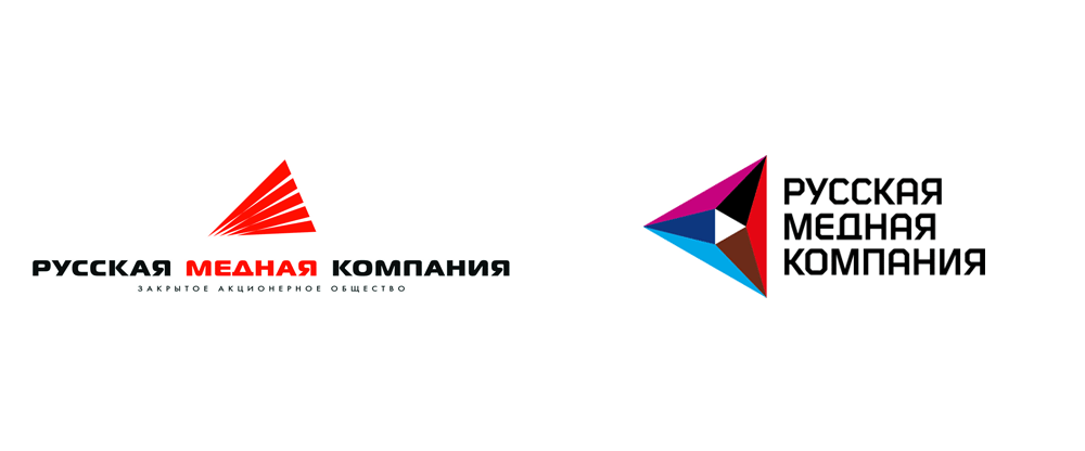 New Logo and Identity for Russian Copper Company by Landor