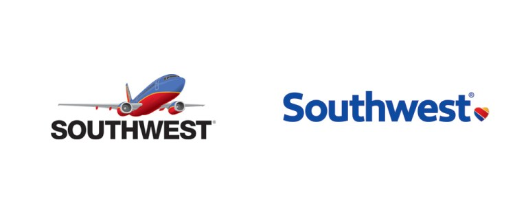 Brand New: New Logo, Identity, and Livery for Southwest Airlines ...