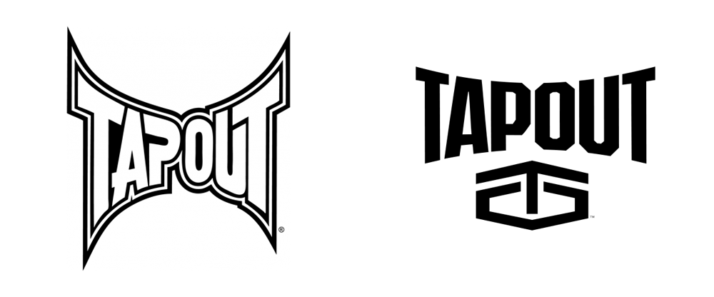 New Logo for Tapout