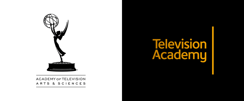 New Logo and Identity for the Television Academy by Siegel+Gale