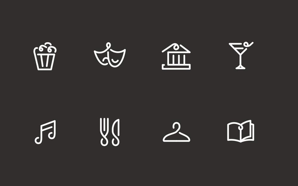 Nuevo Logo e Identidad de Almas gemelas del guarda por MULTIADAPTOR